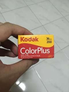Kodak colorplus 200 2019/07