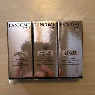 [只求快速賣出~] 全新 原價$1,500/75ml Lancome Absolue Precious Cells Intense Revitalizing Emulsion 高效賦活修護乳液