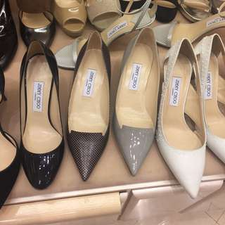 Authentic jimmy choo shoes!