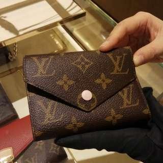 LV 銀包 Victorine wallet
