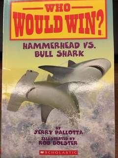 Hammerhead VS Bull Shark