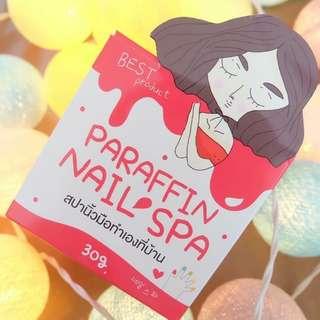 Paraffin Home Nail Spa