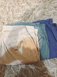 Brandless Shorts