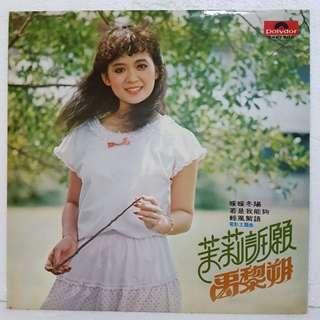 Reserved: 禹黎朔 - 茉莉诉愿  Vinyl Record
