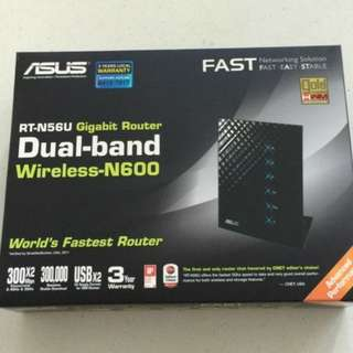 Asus Router Perfect for M1 300mbps