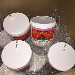1 Tub Aztec Secret Indian Healing Clay