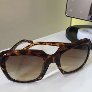 ZARA Original Leopard Sunglasses