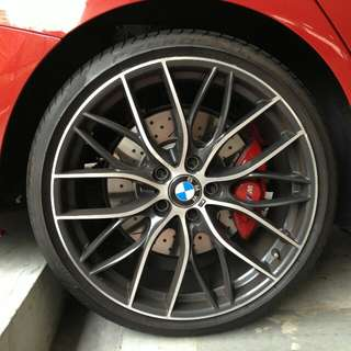 *UPDATED* PML M Performances kitted 2012 F30 dekitting