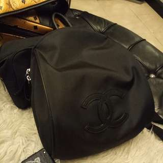 Chanel vip gift Backpack original