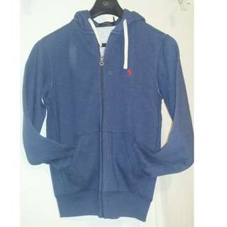Brand new designer Polo zipper hoodie - fit size 38-40