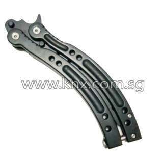 In Stock – MIS 0068 – CS:GO Black Butterfly Training Knife