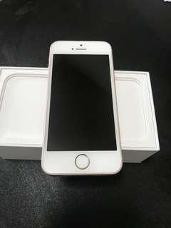 iPhone SE Rose Gold 64GB 粉紅