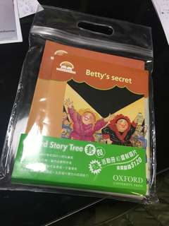 Oxford Story Tree ~ Brown (whole set)