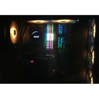 全新RGB電競主機