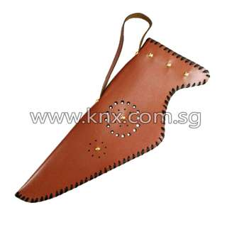 In Stock – MIS 0082 – Leather Arrow Quiver