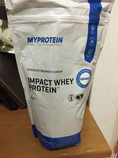 Impact Whey Protein Choco Brownie