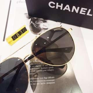 Chanel Sunglasses Full UV Protection Lens Shade