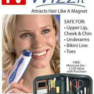 Wizz it hair remover