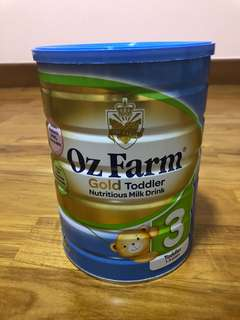 Oz Farm Gold Toddler Nutritious Milk Drink - For 1 to 3 Years Old