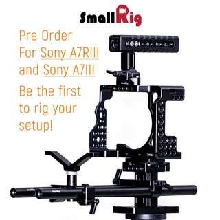 SmallRig Sony A7Riii / Sony A7iii {Rig Your Alpha Setup}