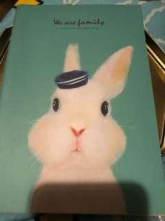 兔仔單行簿