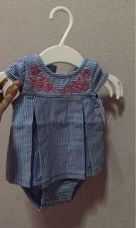 Carter's Newborn Dress