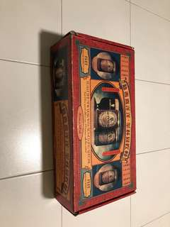 Guinness stout vintage beer box