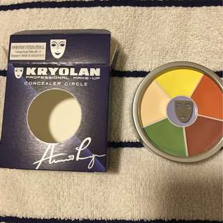 make up concealer circle