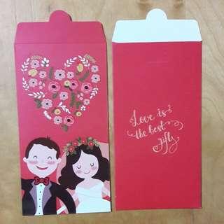 Wedding Ang Baos
