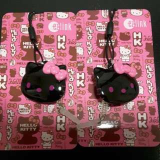 Hello Kitty Smartphone Anti Dust Plug with Loop- EZ Charm Limited Edition