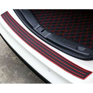 Installation Of Car Rear Boot Protector Guard Service