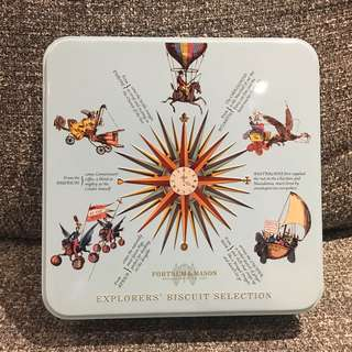 Fortnum & Mason 餅乾禮盒 (原價$188)