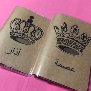 Customize Passport Covers