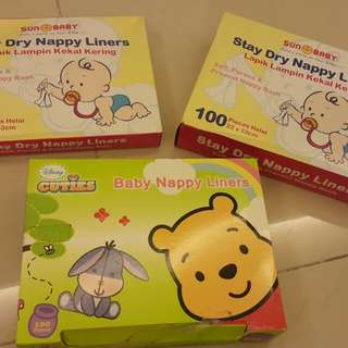 Baby Nappy Liners