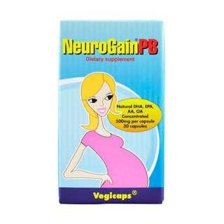 NeuroGain PB 30Caps