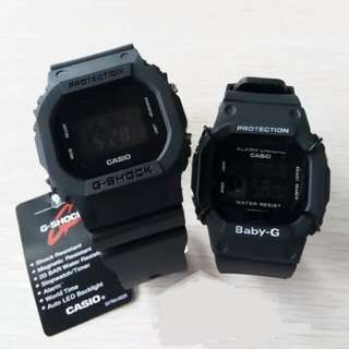 JAM GSHOCK COUPLE