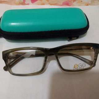 EGG 眼鏡 平光眼鏡 眼鏡框 glasses frames
