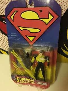 Kenner 1995 vintage superman conduit
