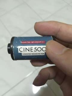 Cine 500 cinema film!