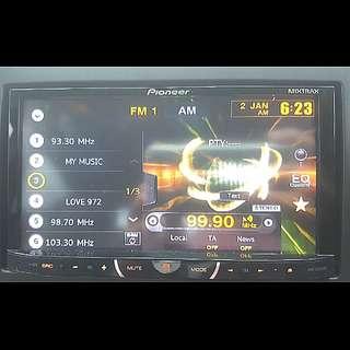 Pioneer AVH-X4550DVD