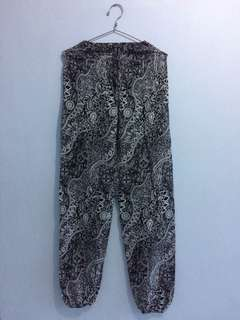Jogger Pants Batik