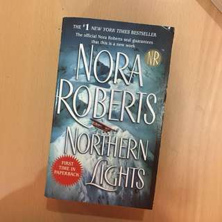#Blessing - Northern Lights - Nora Roberts
