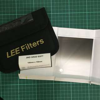LEE FILTERS 0.9 ND GRAD SOFT