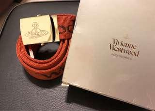 Vivienne Westwood 織皮帶