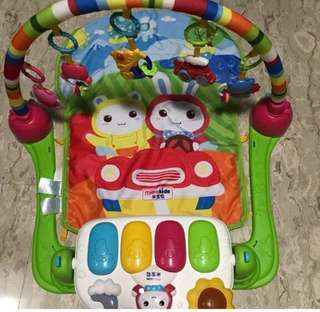 Baby Piano Gym/Baby Play Mat