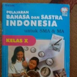 Buku Bahasa dan Sastra