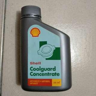Car coolant