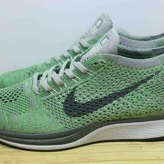 Nike flyknit racer macaroon  Size 36-40