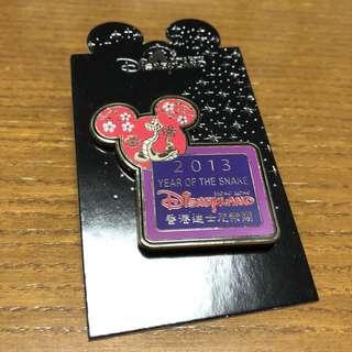 Disney Pin 員工限定(2013年及2014年)