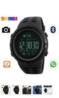 SKMEI Bluetooth Smart Watch (Instock)